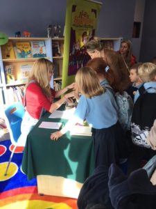 Official opening of the ​School Library